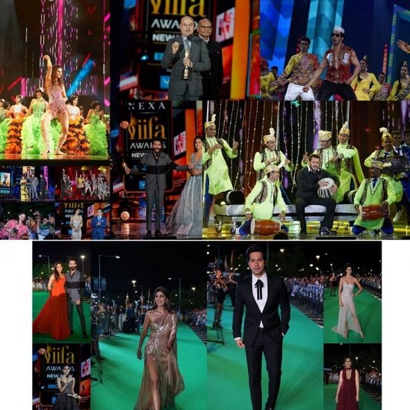 IFFA Awards 2017 (Bollywood extravaganza in New York) – picture gallery