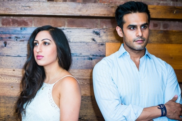 'Borders in a Bedroom' – new play tackles Hindu-Muslim relationship in a contemporary context