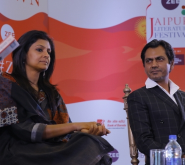 Jaipur Literature Festival (#ZeeJLF) day 2: Drawing dots – filmmakers sizzle, crowds swoon – 'Padmaavat', Manto and even 'Bandit Queen' come under scanner
