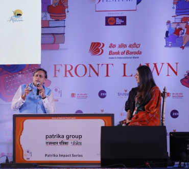 Jaipur Literature Festival (#ZeeJLF) 2018 Day 3: Shashi Tharoor on restating liberal Hinduism, and Helen Fielding and Amy Tan talk success…