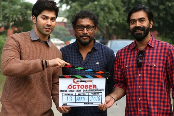 Shoojit Sircar, director of 'October' wants audiences to reflect on love between 'Dan' and 'Shiuli' in film…