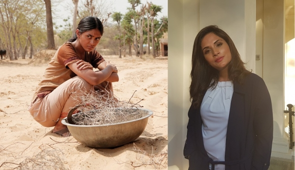 London Indian Film Festival opens today – Richa Chadha, star of 'Love Sonia', talks to us about it…