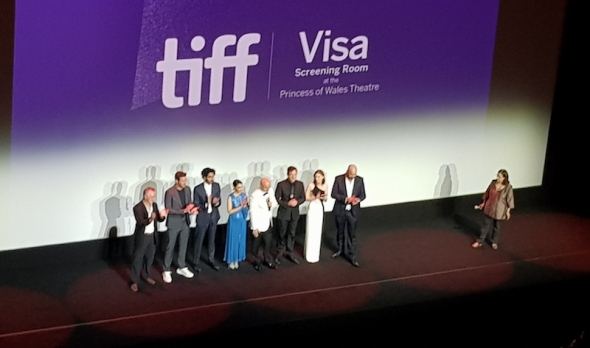 'Hotel Mumbai' – emotional world premiere for film about Mumbai attacks – Dev Patel and Anupam Kher shine as Indian heroes