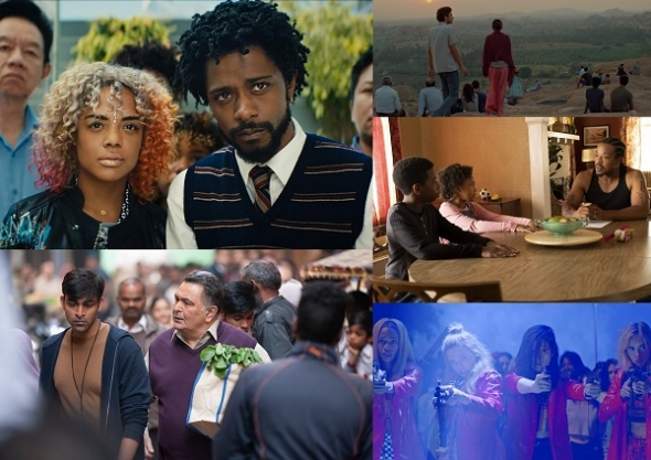 London Film Festival 2018 reviews (part I) – Maya, Rajma Chawal, Sorry to bother you, The Hate U give, Assassination Nation