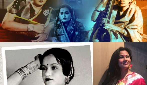 'Begum Akhtar – The Musical' 'Queen of Ghazals' recreated in life and song