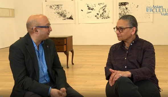 Lubaina Himid – 'Invisible Narratives', Turner Art Prize winner 2017, talks to acv about her latest exhibition at Newlyn Art Gallery… (story and video link)