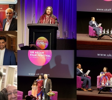 UK Asian Film Festival 2019: Legendary 'Sholay' director Ramesh Sippy says next challenge is webseries, curtain comes down – London, Radhika Apte on power, Shabana Azmi on women taking helm and awards…