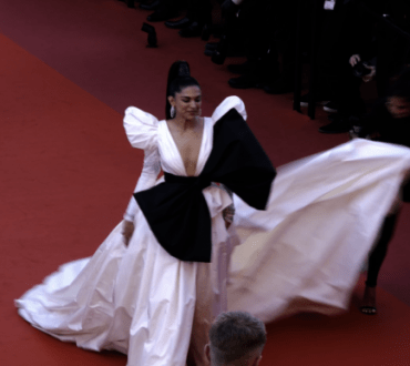 Deepika Padukone and Priyanka Chopra walk Rocketman Red Carpet At Cannes 2019…