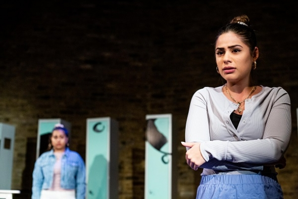 'Does my bomb look big in this?' Play has charm, laughs and bite as it explores radicalisation and disaffection…