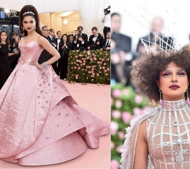 Met Gala Ball 2019 – Asian women in the ring…winning or losing – you say…