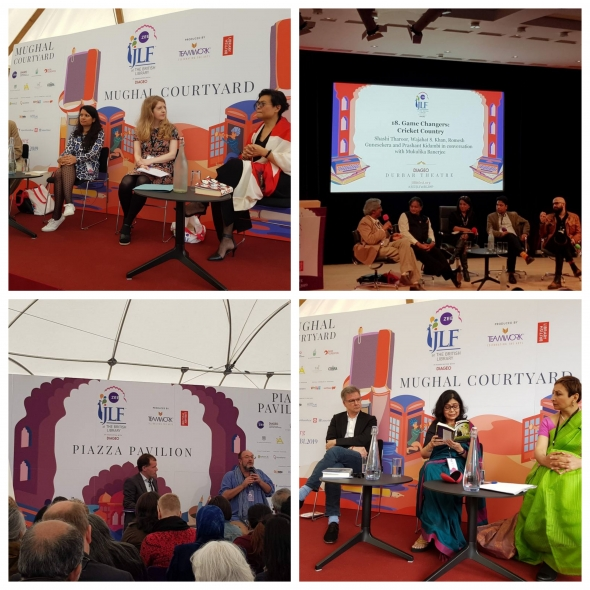 ZEEJLF at British Library 2019 – Cricket, Queen Victoria, outsiders and Islamic modernism do battle for hearts and minds – who wins? (Day 2 round-up)