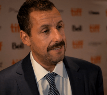 Toronto International Film Festival 2019 – Adam Sandler talks to acv about 'Uncut Gems' (video)