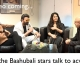 Interview with the stars of 'Baahubali' as they attend Royal Albert Hall screening with live music…