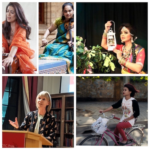 Bird Bites: Unnati & Jyotsna jazz; modern take on ballad of 'Mohaur Pala'; Six South Asian books vye for $25,000 literary prize; corporate doc has human tale of beauty and help across continents