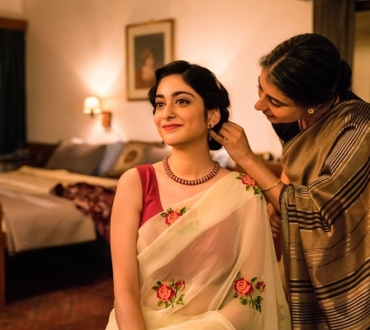 'A Suitable Boy' –  Mira Nair's TV adaptation is captivating after a slow start… (review)