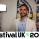 Festival UK 2022 – Bobby Seagull, TV star and Maths teacher, wants artists to apply to be part of a team that can showcase new ideas to the world