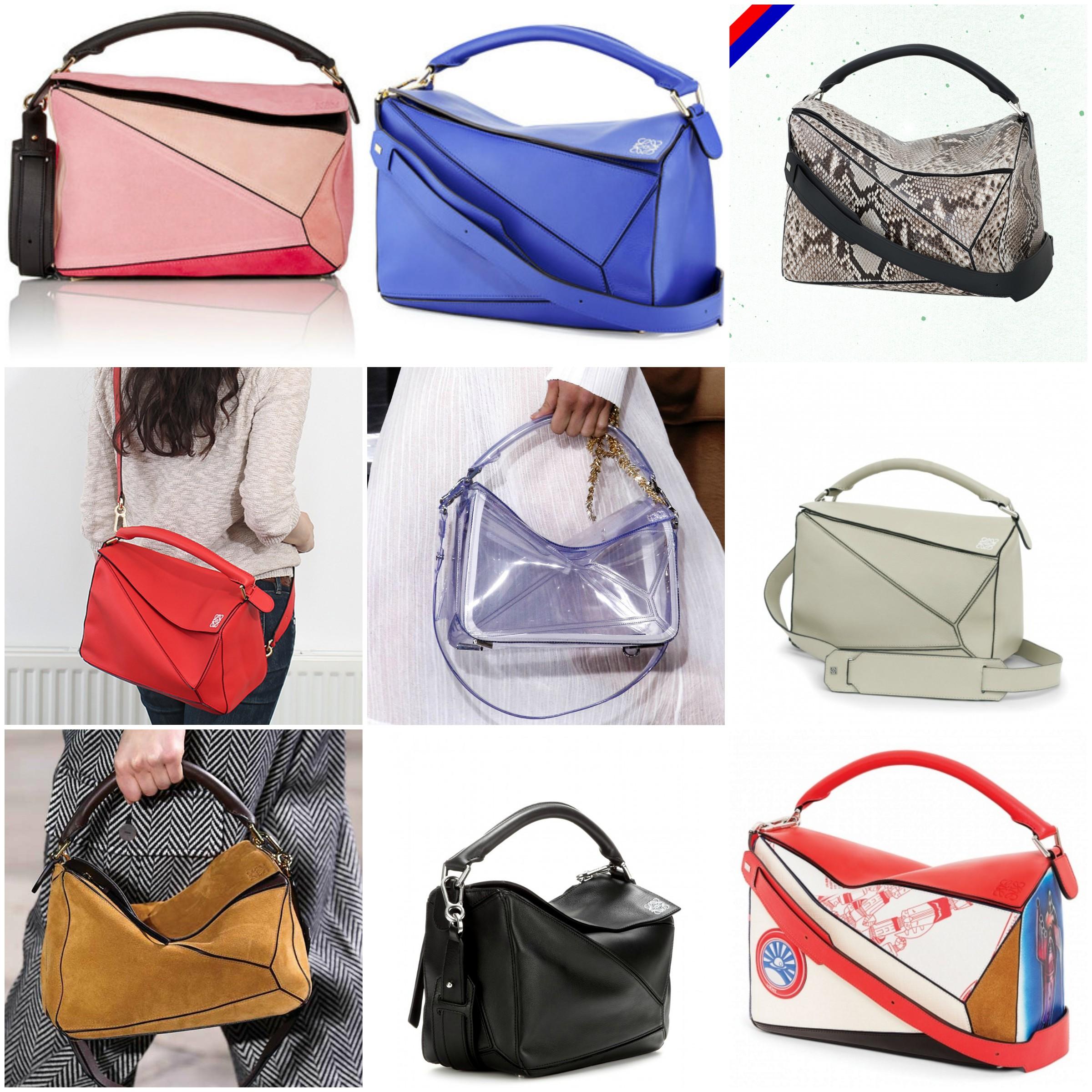Dream Bag Of 2016 Loewe S Puzzle Bag Asian Fashionistas