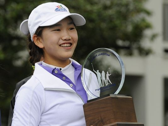 Lucy Li, 11, becomes youngest to qualify for U.S. Women's Open - ESPN