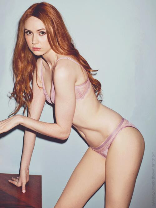 karen-gillan-poses-for-the-frame
