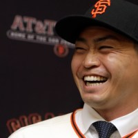Expectations High For New San Francisco Giants Outfield Norichika Aoki