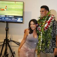 Tennessee Titans select Marcus Mariota with No. 2 overall pick in the NFL Draft