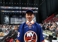 Andong Song New York Islanders