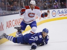 NHL: Preseason-Montreal Canadiens at Toronto Maple Leafs