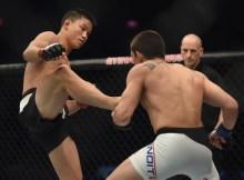 MMA: UFC 193-Nguyen vs Benoit