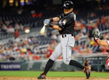 MLB: SEP 17 Marlins at Nationals