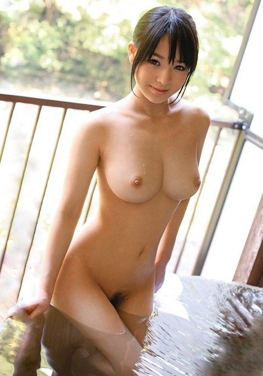 Amateur asian girl in sexy uniform
