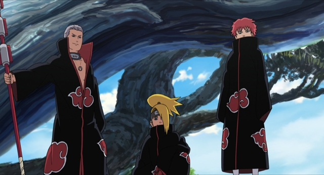 Akatsuki Wallpaper Hd Naruto The Movie Road To Ninja Asianwiki