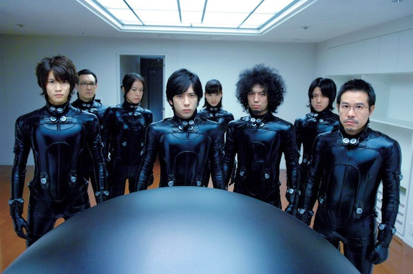 Bad Girl Anime Wallpaper Gantz Perfect Answer Asianwiki