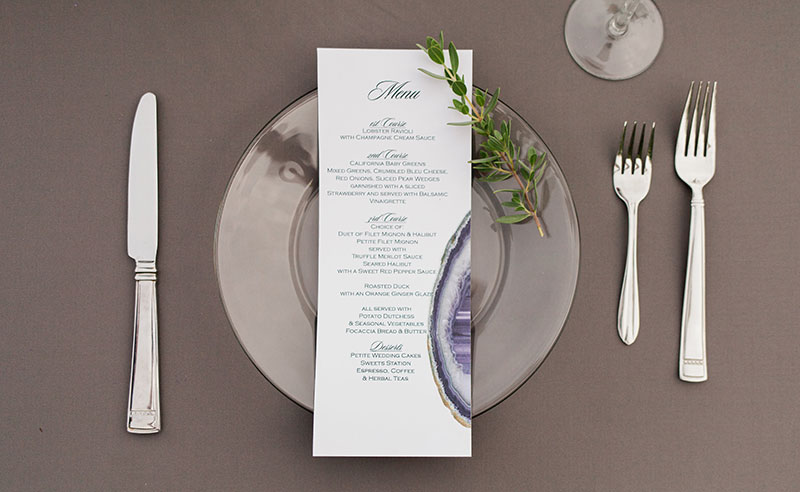 Geode Inspired Weddings 9 Creative Ideas You39ll Want To
