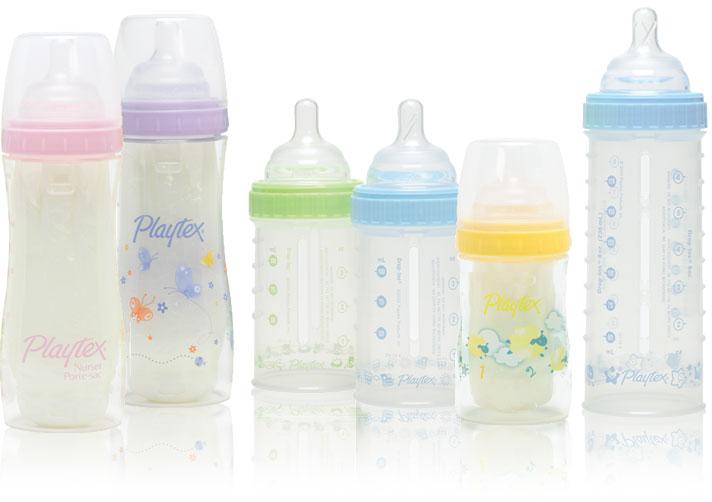 playtex drop-ins bottle