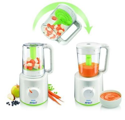philips combined steamer and blender SCF870/20
