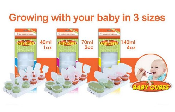 babycubes all size