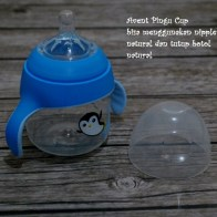 Avent Pingu Cup 6m+ use Natural Nipple