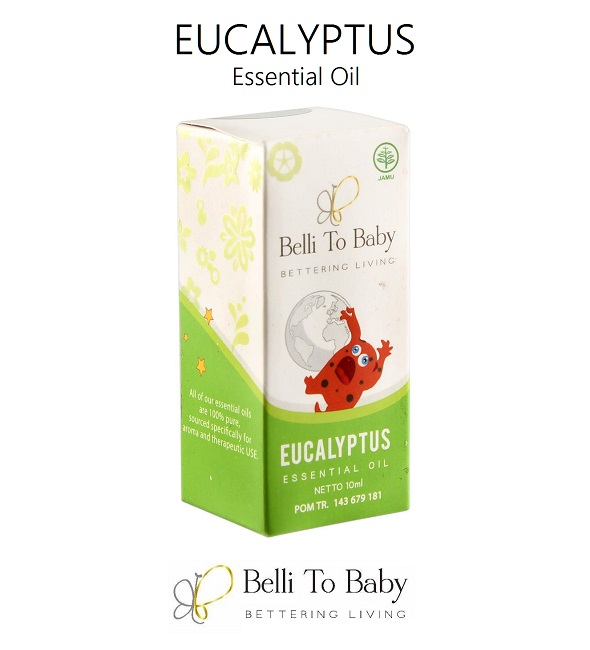 Online Baby ShopBelli To Baby Essential Oil Eucalyptus