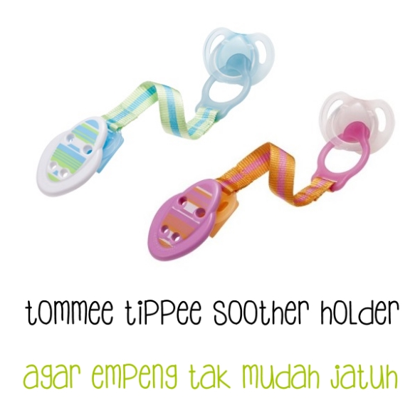 tommee tippee soother holder