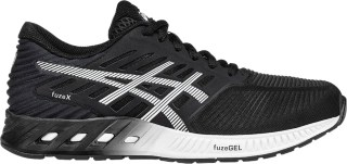 Asic Gel Men Running Shoe Fuzex | Women | Black/white/onyx | Asics Us