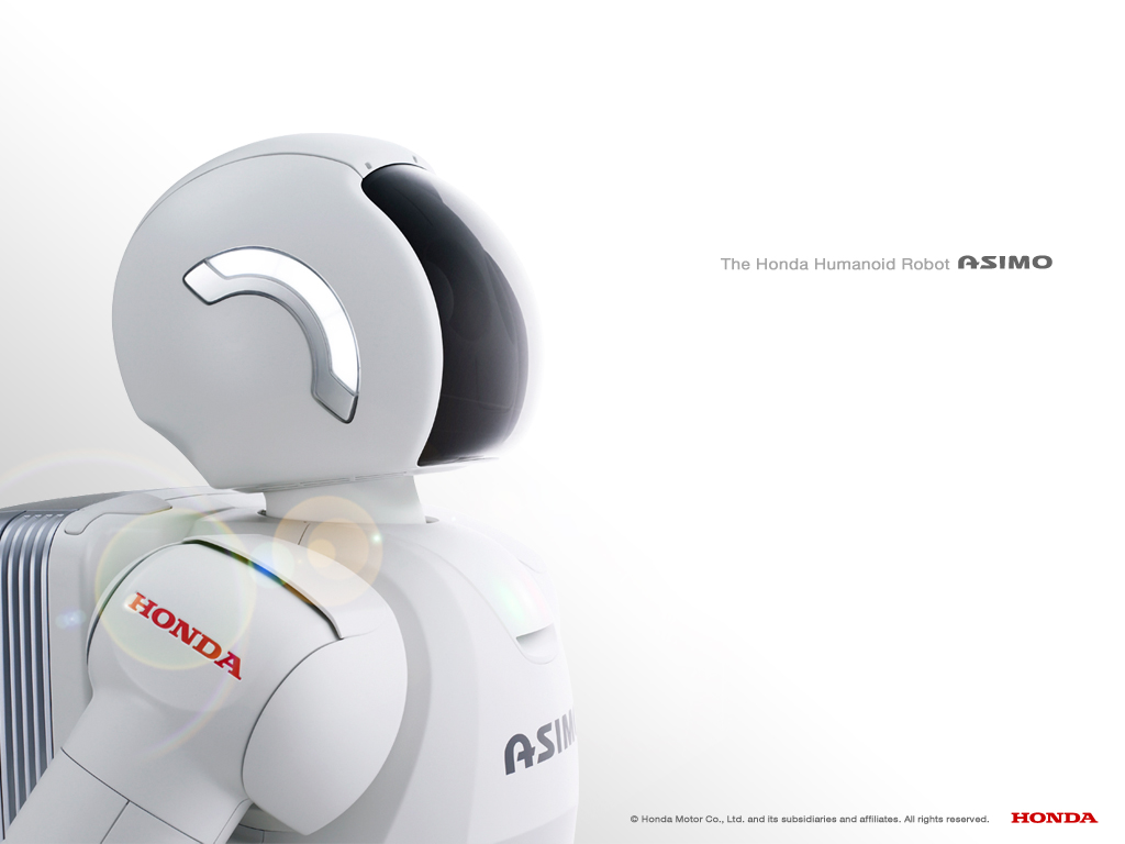 Windows Vista Wallpaper Hd Asimo Downloads Asimo Innovations By Honda