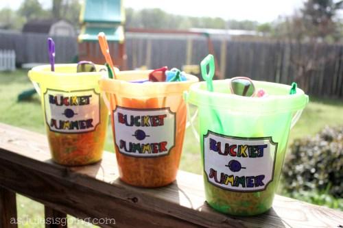 Bucket-O-Summer