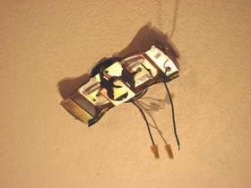 Wire A Ceiling Fan Remote Control Module Unit