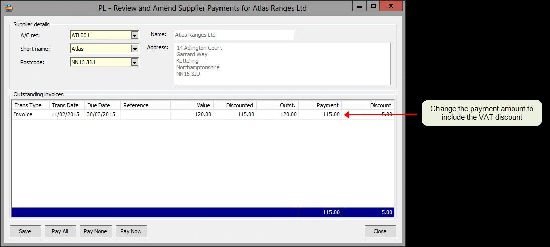 Ask Sage - Sage 200 - Managing early settlement discount after 01 - when invoice is generated