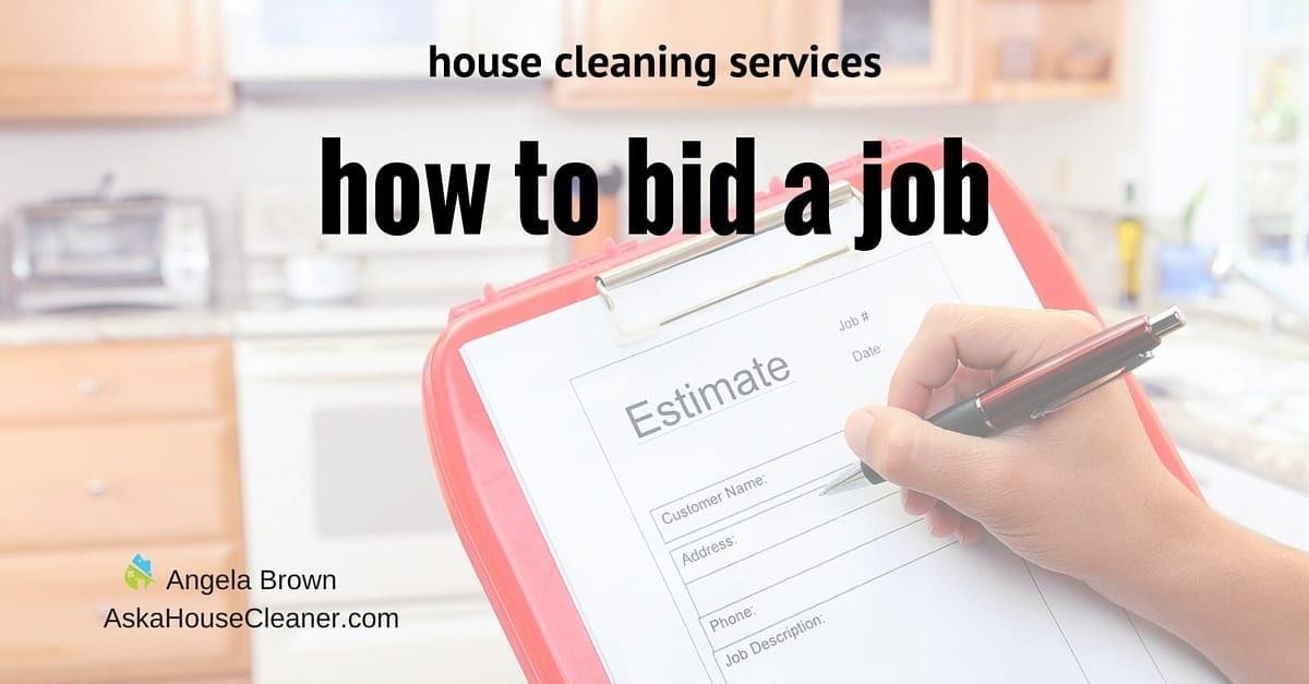 local house cleaning jobs