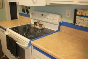 Painting A Kitchen Countertop Giani Granite Countertop Paint Review Ask Anna