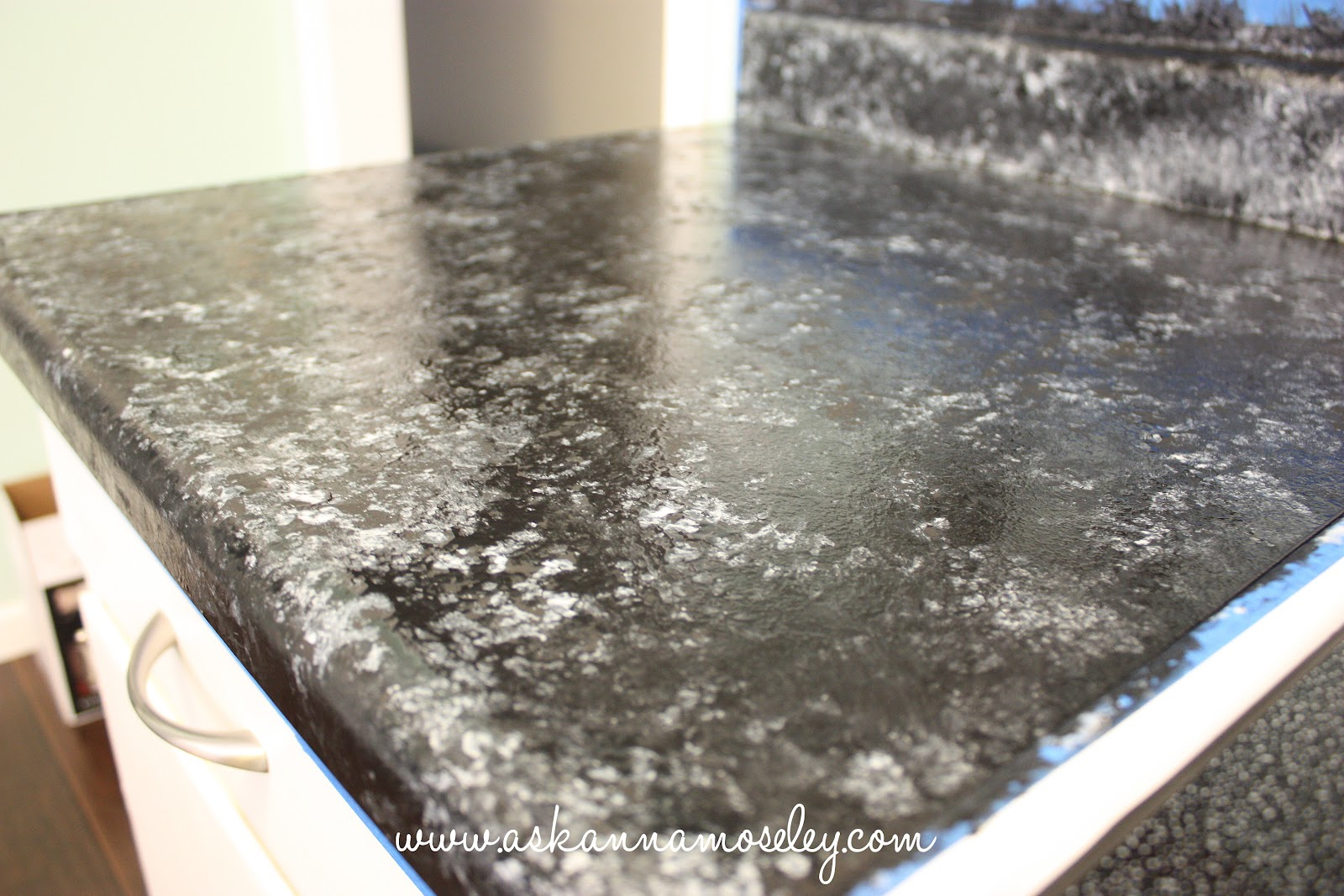 Paint For Countertops That Looks Like Granite Giani Granite Countertop Paint Review Ask Anna