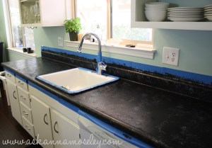 Can You Paint Corian Countertops Giani Granite Countertop Paint Review Ask Anna