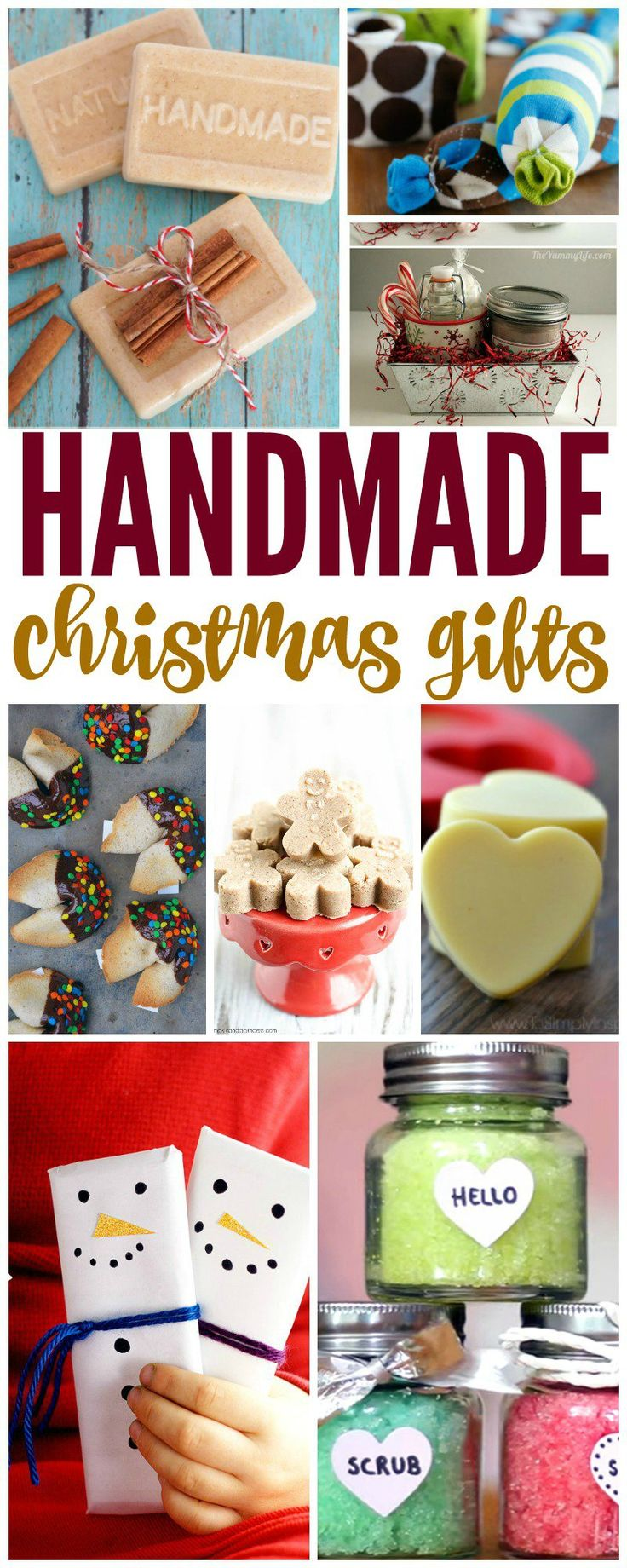 Christmas Gift For A Friend Christmas Diy Homemade Christmas Gifts On A Budget Great Ideas