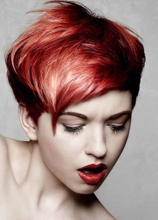 Long Punk Haircuts 20 Cool Asymmetric Haircuts